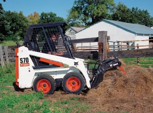 New Bobcat S70 Skid-Steer Loader