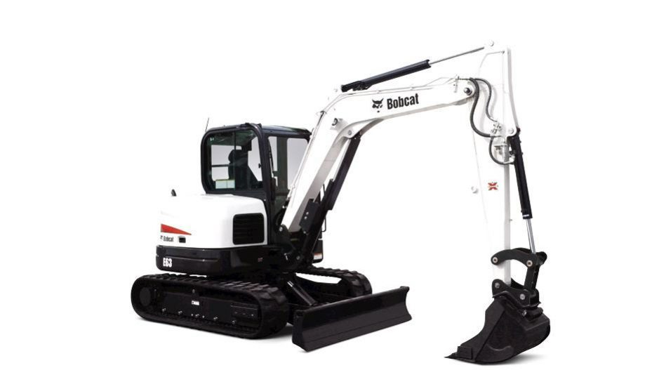 New Bobcat E63 Compact Excavator For Sale In North Texas