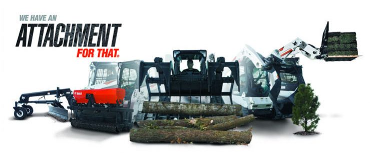 New Bobcat Attachments