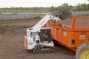 New Bobcat T590 Compact Track Loader (Roller Suspension Option)