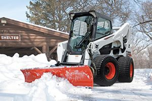 New Bobcat A770 All-Wheel Steer Loader