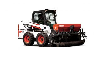 New Bobcat S550 Skid-Steer Loader