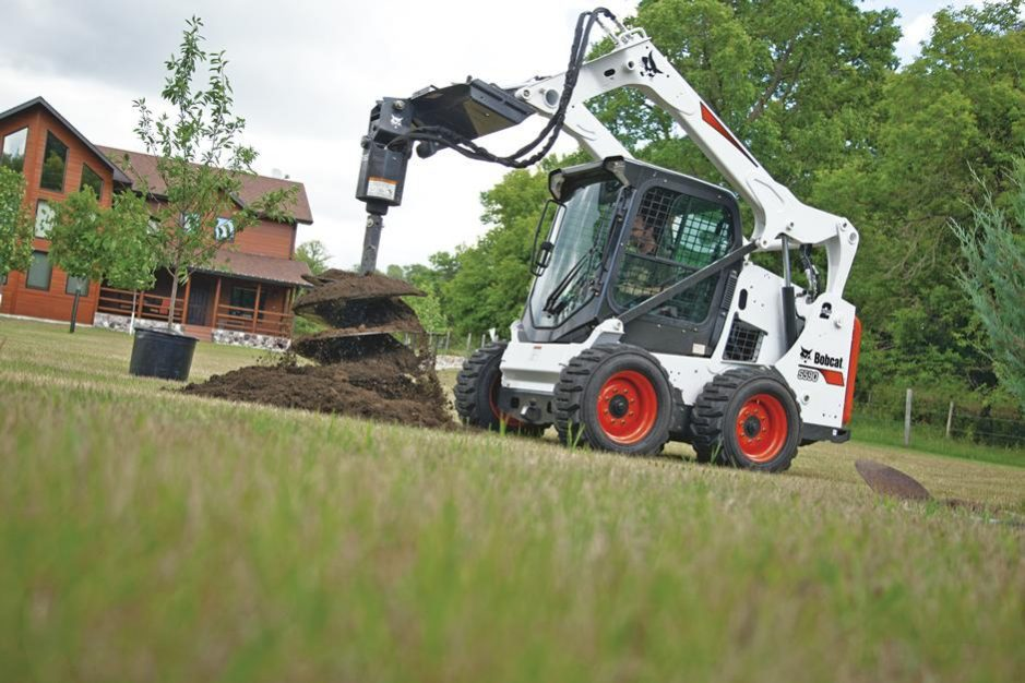 New Bobcat S590 Skid-Steer Loader