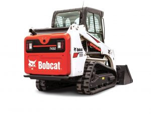 New Bobcat T450 Compact Track Loader