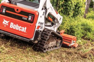 New Bobcat T595 Compact Track Loader