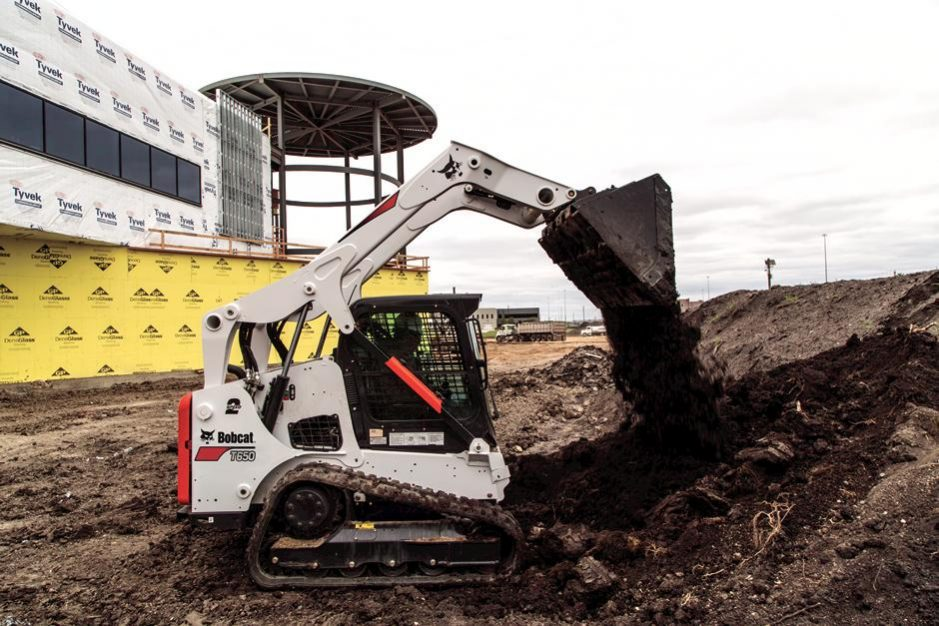 New Bobcat T650 Compact Track Loader