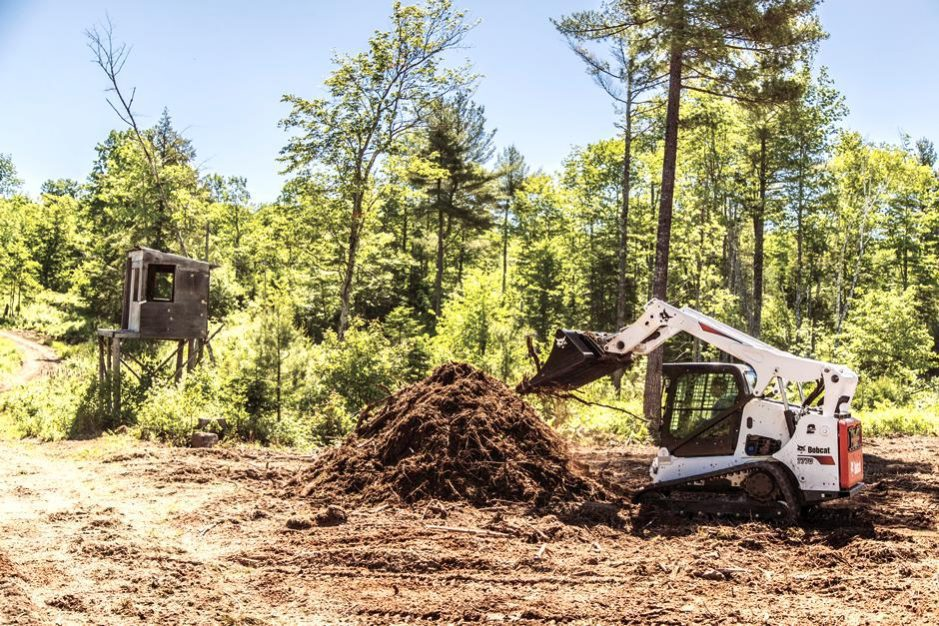New Bobcat T770 Compact Track Loader