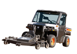 Mower Utility Vehicle