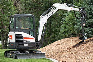 New Bobcat Excavators