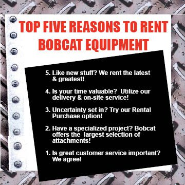 Reasons to Rent