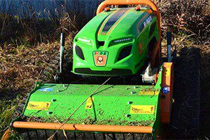Remote Control Slope Mower Rentals